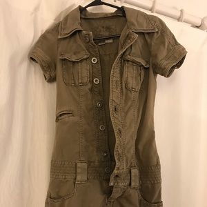 Guess Army Cargo Dress